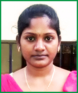 Ms. R. Ranjitha <br> Project Officer