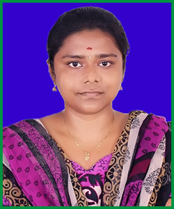 Ms. K. Eswari <br> Project Officer