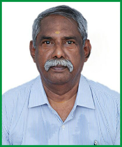 Dr. S. Sundaramoorthy <br> Associate Director