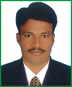 Dr. A. Kannadasan <br>Senior Project Officer