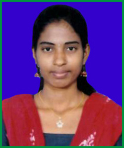 Ms. S. Kasthuri <br> Project Officer
