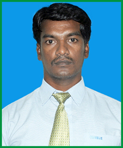 Mr. A. Baskaran <br> Senior Project Officer