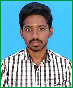 Mr. J. Vinothkumar <br> Project Officer