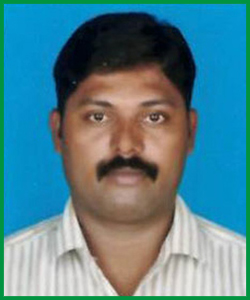Mr. A. Kovendan <br> Field Supervisor