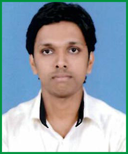 Mr. S. Akhil Babu <br>Project Officer