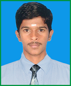 Mr. S. Karthikeyan <br> Project Officer