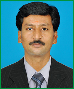 Mr. P. Kannan <br>Senior Accounts Officer