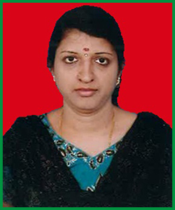 Mrs. R.Padma Malathi <br> Administrative Manager
